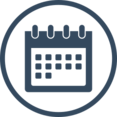 Events Calendar SEO Icon