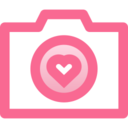 Filled Camera Icon