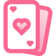 Filled Cards Icon