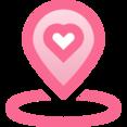 Filled Destination Icon