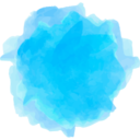 Watercolor Evernote Social Media Icon