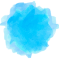 Watercolor Android Social Media Icon