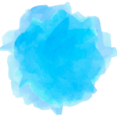 Watercolor Google Drive Social Media Icon