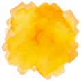 Watercolor RSS Social Media Icon