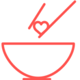 Outline Food Icon