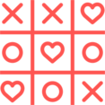Outline Tic Tac Toe Icon