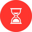 Hourglass Universal Icon