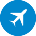Airplane Universal Icon
