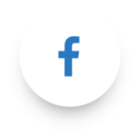 Simple Facebook Social Media Icon