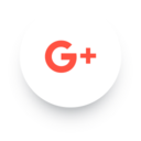 Simple Google+ Social Media Icon