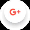 Simple Google+ Social Media Icon