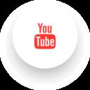 Simple YouTube Social Media Icon