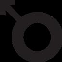 Male Symbol Icon