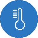 Colorful Cold Weather Icon