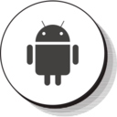 Retro Android Icon