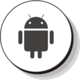 Retro Android Icon