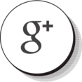 Retro Google+ Icon