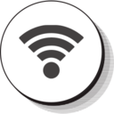 Retro Wifi Icon
