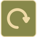 Flat Updating Icon