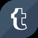 Flat Tumblr Icon