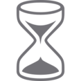Hour Glass Office Icon