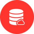 Database Cloud Icon