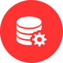 Database Gear Icon