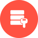 Database Server Key Icon