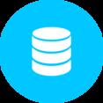 Rounded Database Server Icon