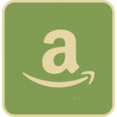 Vintage Retro Style Amazon Icon