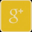 Vintage Retro Style Google+ Icon