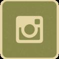Vintage Retro Style Instagram Icon