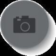 Button Style Camera Icon