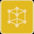 Flat Cube Icon
