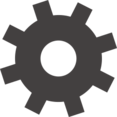 Gear Settings Multimedia Icon