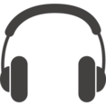 Headphones Multimedia Icon