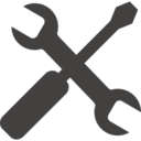 Settings Tools Multimedia Icon