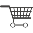 Shopping Cart Multimedia Icon