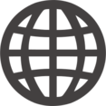 Globe Multimedia Icon