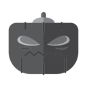 Pumpkin Head Icon
