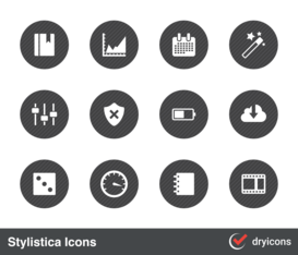 Stylistica Icons by Dryicons
