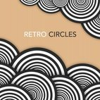 Small 1x retro circles