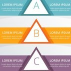Infographic Banners Vector Set