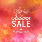 Small 1x autumn sale design
