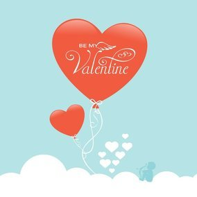 Sweet Be My Valentine Balloon