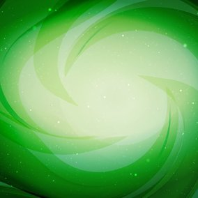 Beautiful Green Abstract Style Background