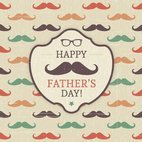 Small 1x happy fathers day card