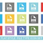 Small 1x dd file type icon set 89275 preview