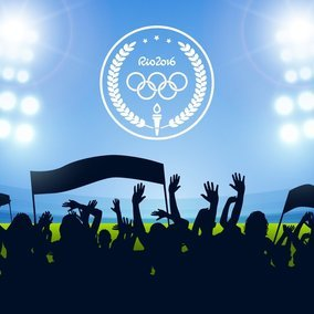 Olympics Rio 2016 Stadium