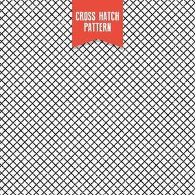 Cross Hatch Pattern